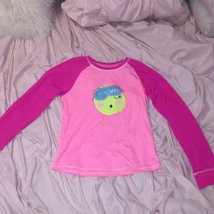 Other - Girls pajama shirt